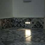 osvetlenie podvečer - zapnuté