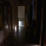 pohľad do interiéru – nízka intenzita