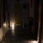 pohľad do interiéru – stredná intenzita
