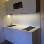 kuchynská linka s LED osvetlením