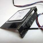 funkčný prototyp senzorovej elektroniky so zbernicou