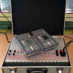 testovací kufrík pre skúšanie riadiacich jednotiek
